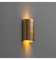 golden interior wall light - Aries