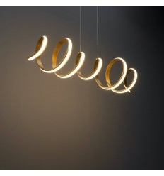 Twisted Air pendant light - Millenium