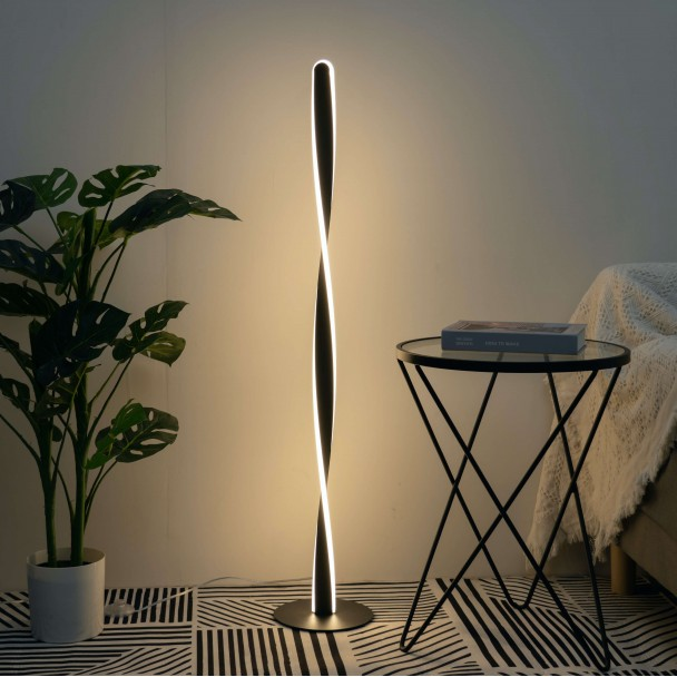 Lamp black twist - Kazan