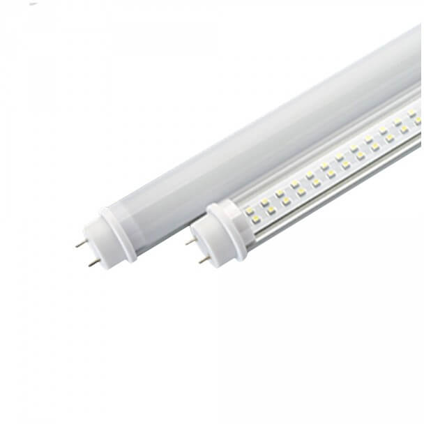 T8 LED tube 120 cm - 18W ground glass