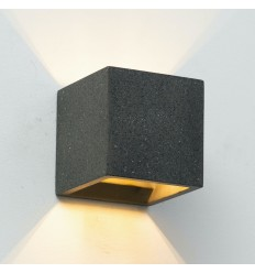 original lighting cube interior wall light - Terra