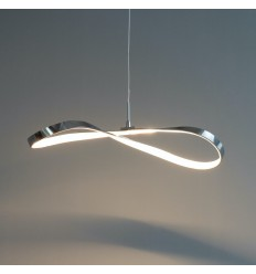 endless tape pendant light for dining - Acht