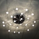 Ceiling light - design Cubes 98cm