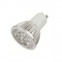 LED bulb 5W GU10 - warm white