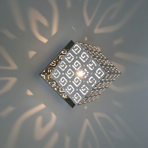 Wall light - white design Belfast
