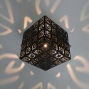 Wall light - design black Belfast