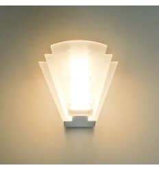 Wall light - LED white Piany 8x1W