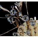Ceiling light - crystal Gutenstein - 85cm