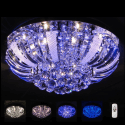 LED Crystal Ceiling Light - Las Vegas 60cm