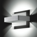 Wall light - LED white 8x1W