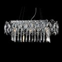 Pendant light - crystal prestige table Diana
