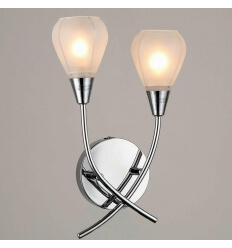 Wall light - design double Ancolie