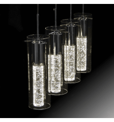 Pendant light - design multiple quadra (GU10) New York
