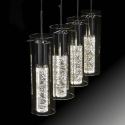 Pendant light - Quadruple cylinder (GU10) New York