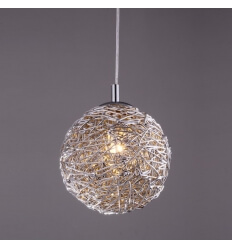 Pendant light - chrome PROVIDENCE