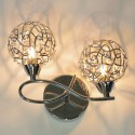 Wall light - design double Aphyse