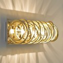 Wall light - design golden MEMPHIS