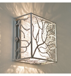 Wall light - design chrome Madison