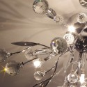 Ceiling light - crystal Steinbach 6 Light