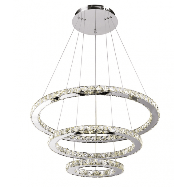 Pendant light - LED crystal design - Oslo