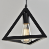 Pendant light design black - Corner
