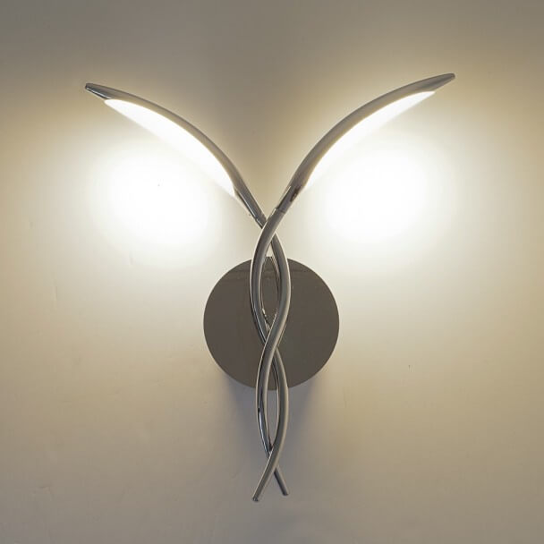 Wall light - boucle LED 2 Light - Arco