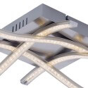 Ceiling light LED modern 4 arms - Tag