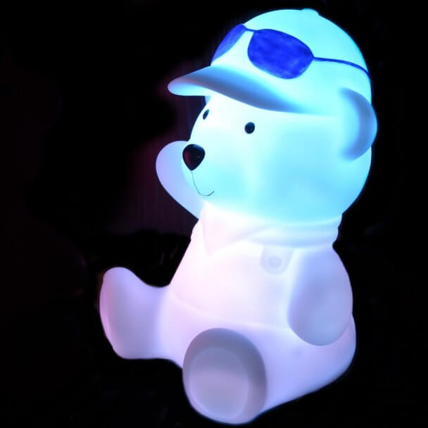 Table lamp - Bear LED cordless multicolours