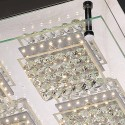 Ceiling light prestige crystal LED - Verona