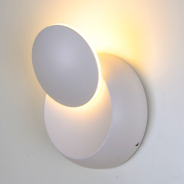 LED Wall light Design white - Shadow