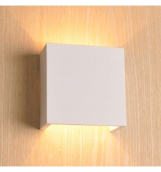 Wall light modern white - Newport