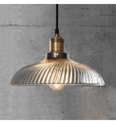 Suspension industrielle type holophane - Lucy