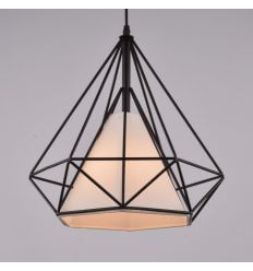 Pendant light design black and white - Ethna