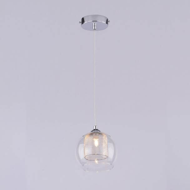 Glass Pendant Light - Dahlia
