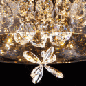 Chandelier crystal and glass - Victoria