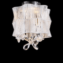 Chic Crystal Chrome LED Chandelier - Cassiopee