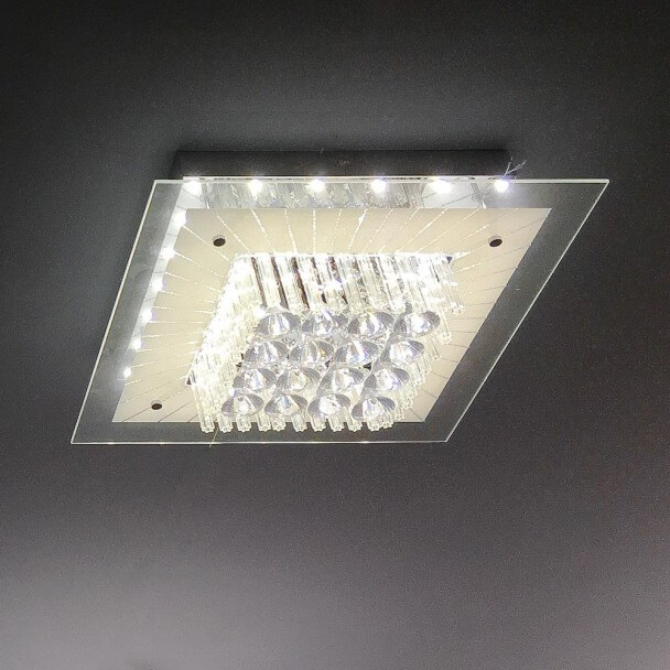 Ceiling light prestige crystal LED - Toscana