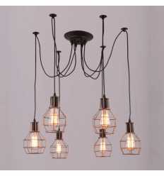 Pendant light design 6 Lights - Fera