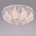 Ceiling light crystal 50cm - Shine