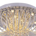 Round Ceiling Light with Glass pendants - Skien