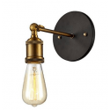 Wall light retro bronze - Cedra