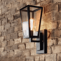 Modern Lantern Wall Light - Sirel