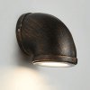 Rusty Brown Industrial Wall Light - LED 3W Athiel