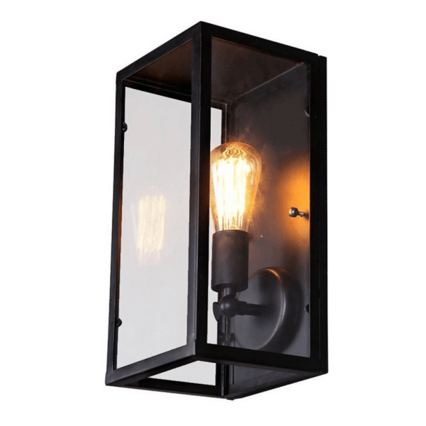 Industrial wall Light with vitrine - Trafalgar