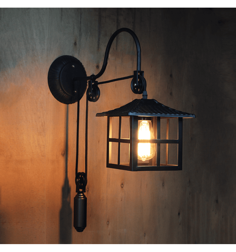 Japanese style wall light japanese lighting hoshi japanese style wall light hoshi aloadofball Images
