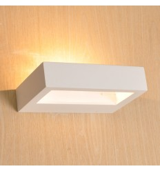 Trendy LED Rectangular Wall Light - Brick