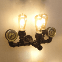 Industrial Wall Light 3 lights 42 cm - Jupiter