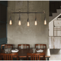Water Valve Pendant Light 5 lights  - Neptune
