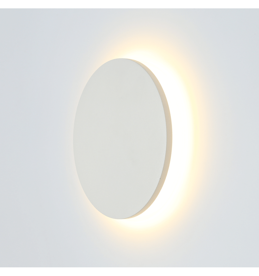 Office Wall Light Round LED 6W   Lunar