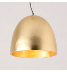 pendant light gold leaf - Gold shura